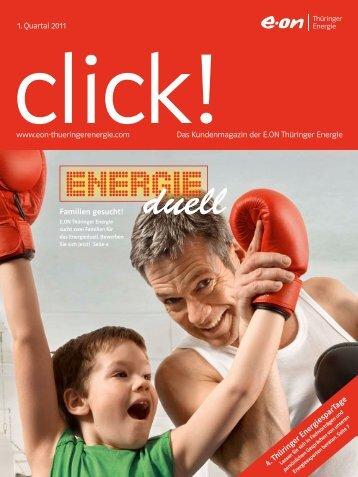1. Quartal 2011 click!Das Kundenmagazin der E ... - Successnet AG