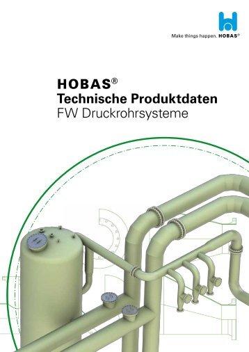 Druckrohrsysteme - Hobas Rohre GmbH