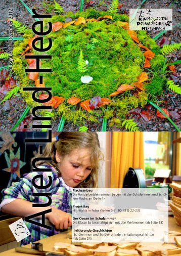 Ausgabe 23 – Dezember 2012 - Gemeinde Neftenbach