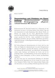 PM_BMI_Bundesinnenminister verbietet kriminelle ...