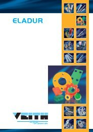 Download Katalog ELADUR (PDF) - Veith KG