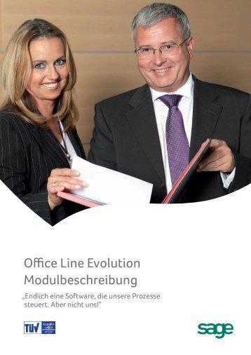 Office Line Modulbeschreibung