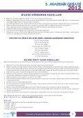 27 Mayıs 2012 - Akademik Geriatri Derneği - Page 7