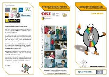 Contest Folder zum Download - Contests International