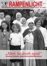 Schwerpunktthema: Alt und Jung - Amateurtheaterverband ...