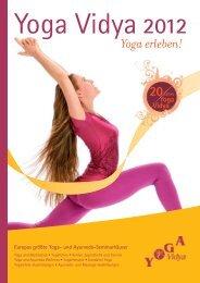Yoga Vidya 2012