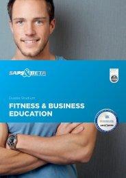 FITNESS & BUSINESS EDUCATION - Safs & Beta