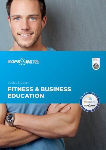 FITNESS & BUSINESS EDUCATION - Safs & Beta