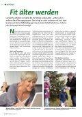 Fit älter werden - Sozialversicherung für Landwirtschaft, Forsten und ... - Seite 4