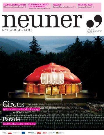 Neuner: Ausgabe 11: 30. April - Linz09