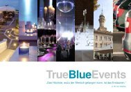 PDF - 1,2 MB - True Blue Events GmbH