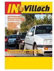 "Schmuckkastl ""Bamberger Burg""! - Villach"