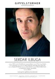 Serdar Ilbuga - Schauspielagentur Gipfelstürmer