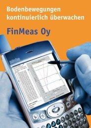 Automatische Überwachung - FinMeas Oy