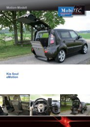 Kia Soul eMotion Motion-Modell