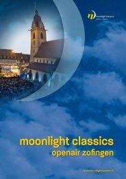 Festivaldokumentation - Moonlight Classics Zofingen