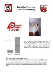 Rauchmelder - Schmallenberg