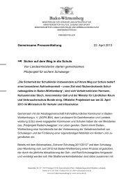 Pressemitteilung - Presseportal der Polizei Baden-Württemberg