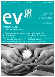 ev5 - 3-2013 - Ausgabe Christuskirche - Kirchengemeinden Kempten