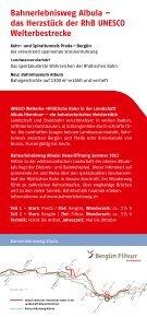Flyer Bahnerlebnisweg Albula.pdf - Schwarzwaldbahn Erlebnispfad - Seite 2