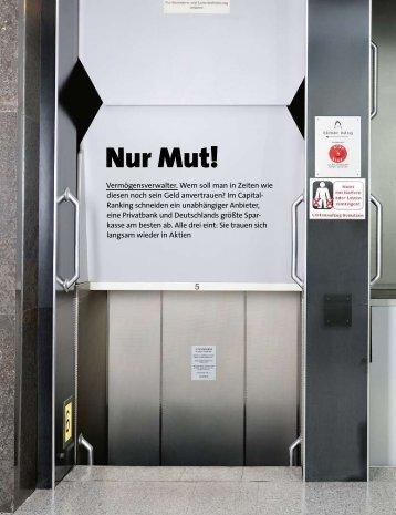 Nur Mut! - Firstfive