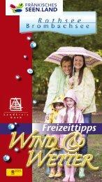 Wind & Wetter Freizeittipps - Landratsamt Roth