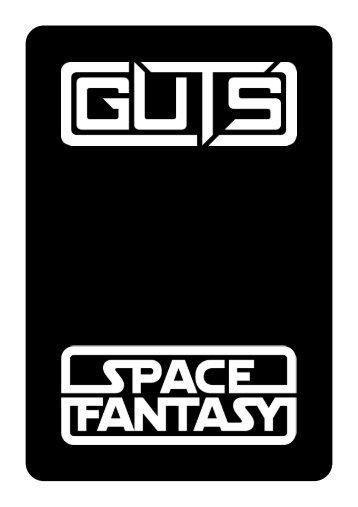 Benötigte Spielmaterialien - GUTS-Online