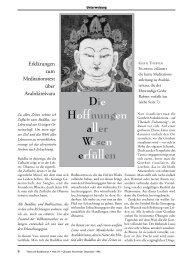 Heft 39 Tibet & Buddhismus - Tibetisches Zentrum eV