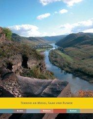 Broschüre: Terroir an Mosel, Saar und Ruwer - Mosellandtouristik