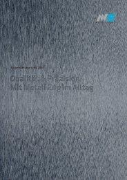 Download des Geschäftsberichts - Metall Zug