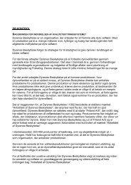 1 DB KONTROL Dyrenes Beskyttelse er en organisation, der ...