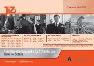 Kino macht Schule - PD Dr. Eva Fritsch
