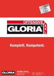 Offensive XXL - Gloria GmbH