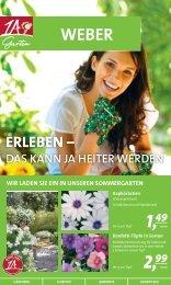 2,99 - 1A Garten Weber