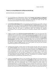 Link zur pdf-Datei der Thesen - TU Ilmenau