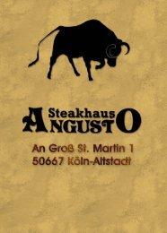 Download der Speisekarte (PDF) - steakhaus-angusto.de