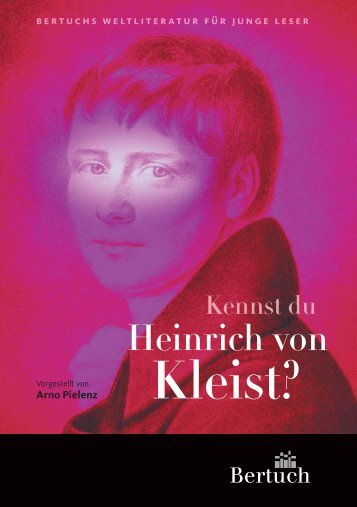 Kleist? - Bertuch Verlag Weimar