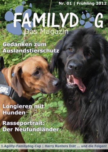 Download Magazin Ausgabe 1 - Familydog Reher eV