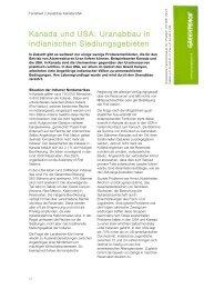 Factsheet - Greenpeace