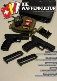 Die Waffenkultur - Ausgabe 07 - November - Dezember 2012