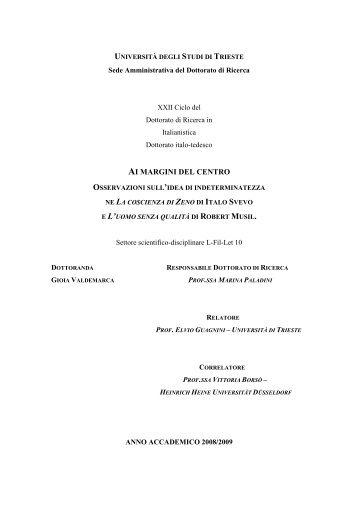 Icon - OpenstarTs - Università degli Studi di Trieste