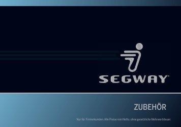 Zubehör Segway 2011 - Auto Hemmerle Gmbh
