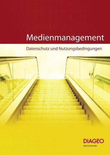 Datenschutz - Nutzungsbedingungen - Diageo Medienmanagement ...
