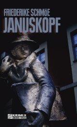 Leseprobe zum Titel: Januskopf - Die Onleihe