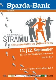 Stramu 2010 Programm