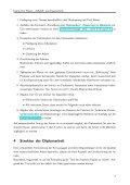 Leitfaden für das Konzipieren, Verfassen & Gestalten einer ... - Seite 5