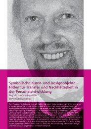 Prof. Dr. Lutz von Rosenstiel - invocem