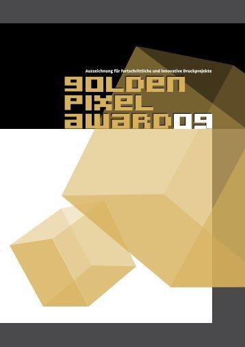Auszeichnung für fortschrittliche und innovative Druckprojekte