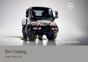 Der Unimog. - Schelling Nutzfahrzeuge in Hamburg