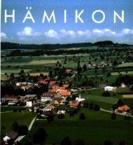 Hämikon Geschichte bis 1999.pdf - Pfarrei Müswangen